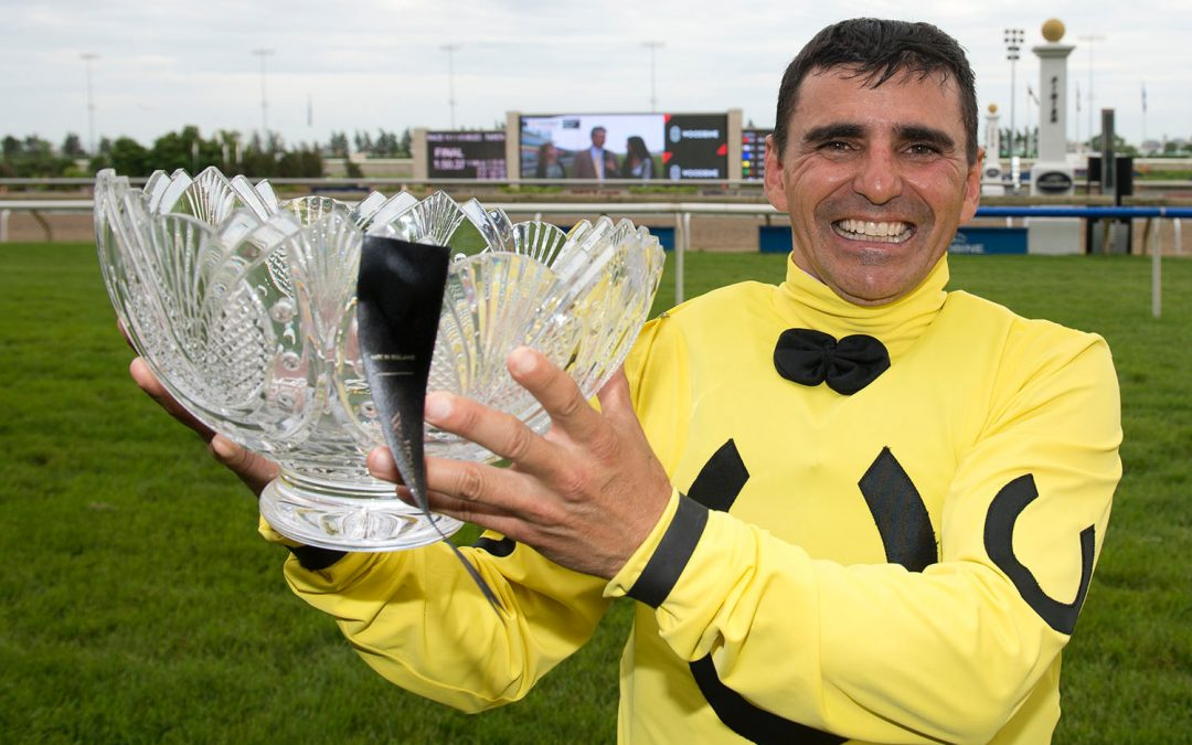Coach Crossings – Interview with Eurico Da Silva, World Class Jockey and Performance Coach