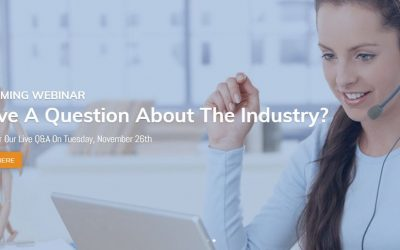 Join us for our live Q&A webinar on November 26