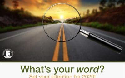 The power of language: What's your word for 2020?